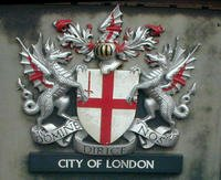 City of London boundary markers